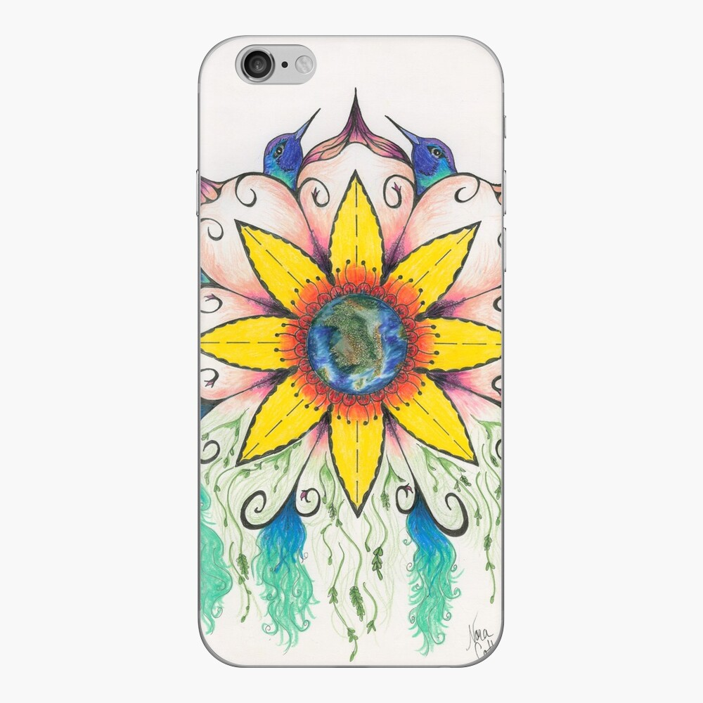 Symphony of Summer iPhone Skin