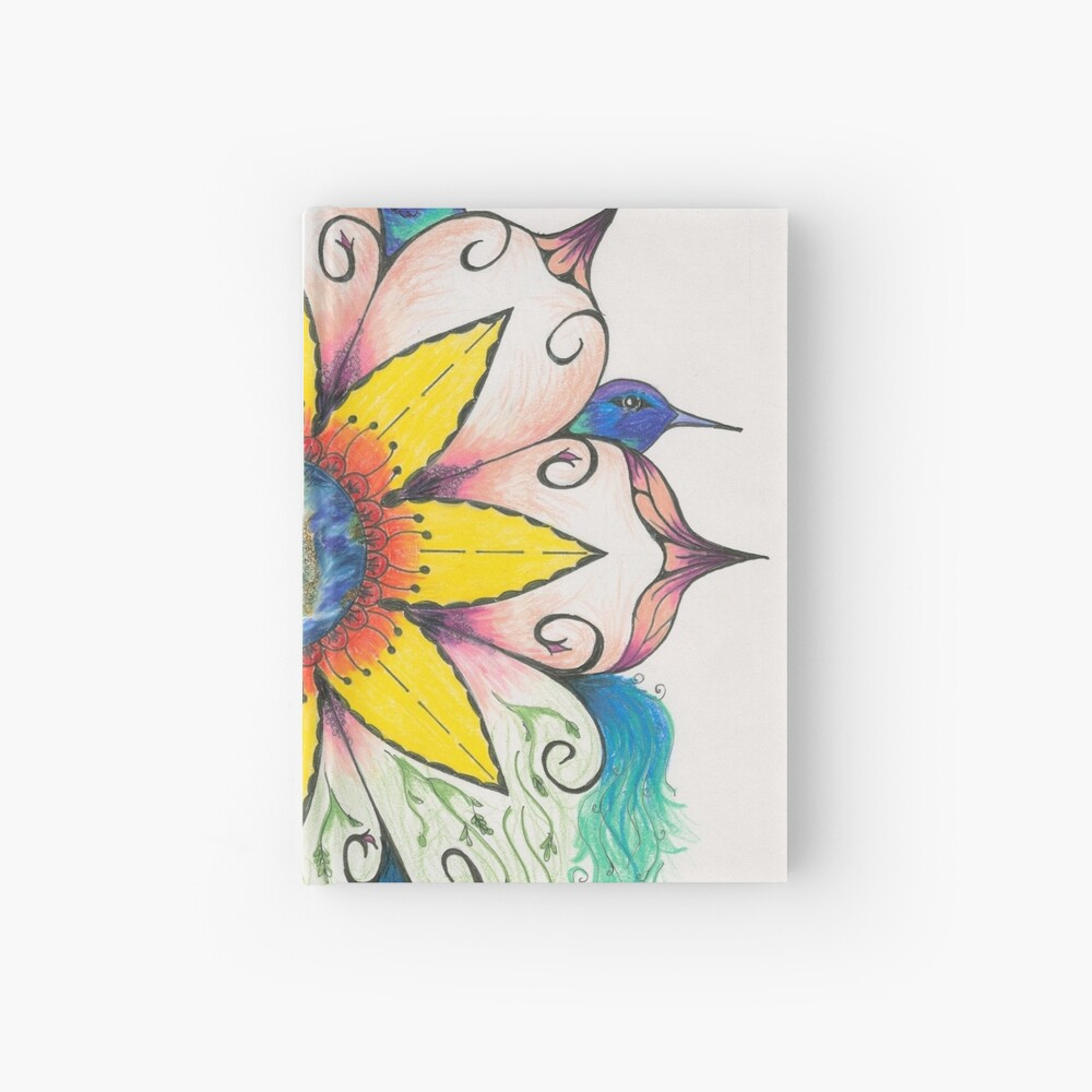 Symphony of Summer Hardcover Journal