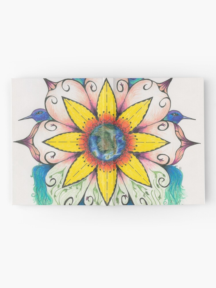 Alternate view of Symphony of Summer Hardcover Journal