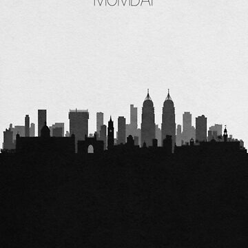 Travel Posters   Destination: Mumbai by geekmywall