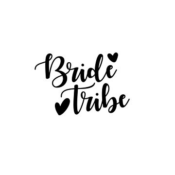 Bride Tribe by toryprichard