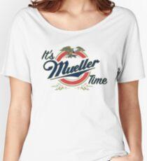 MUELLER ZEIT Baggyfit T-Shirt
