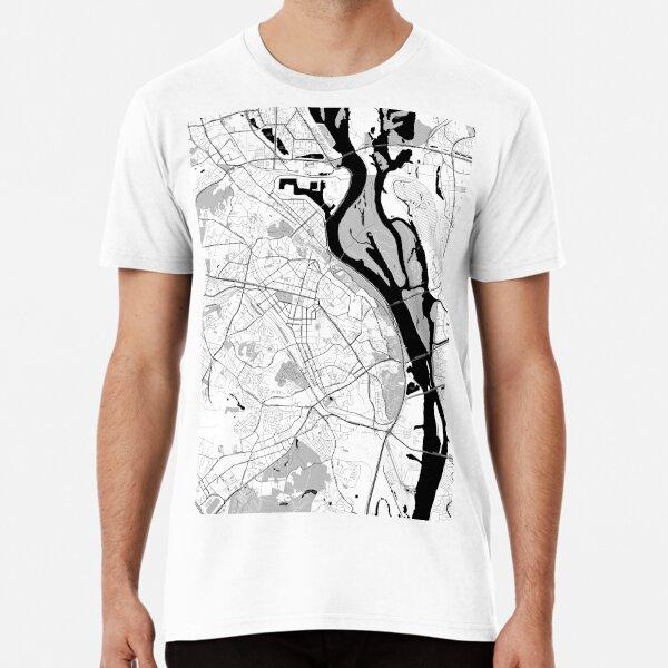 Kiev Toner Poster Premium T-Shirt