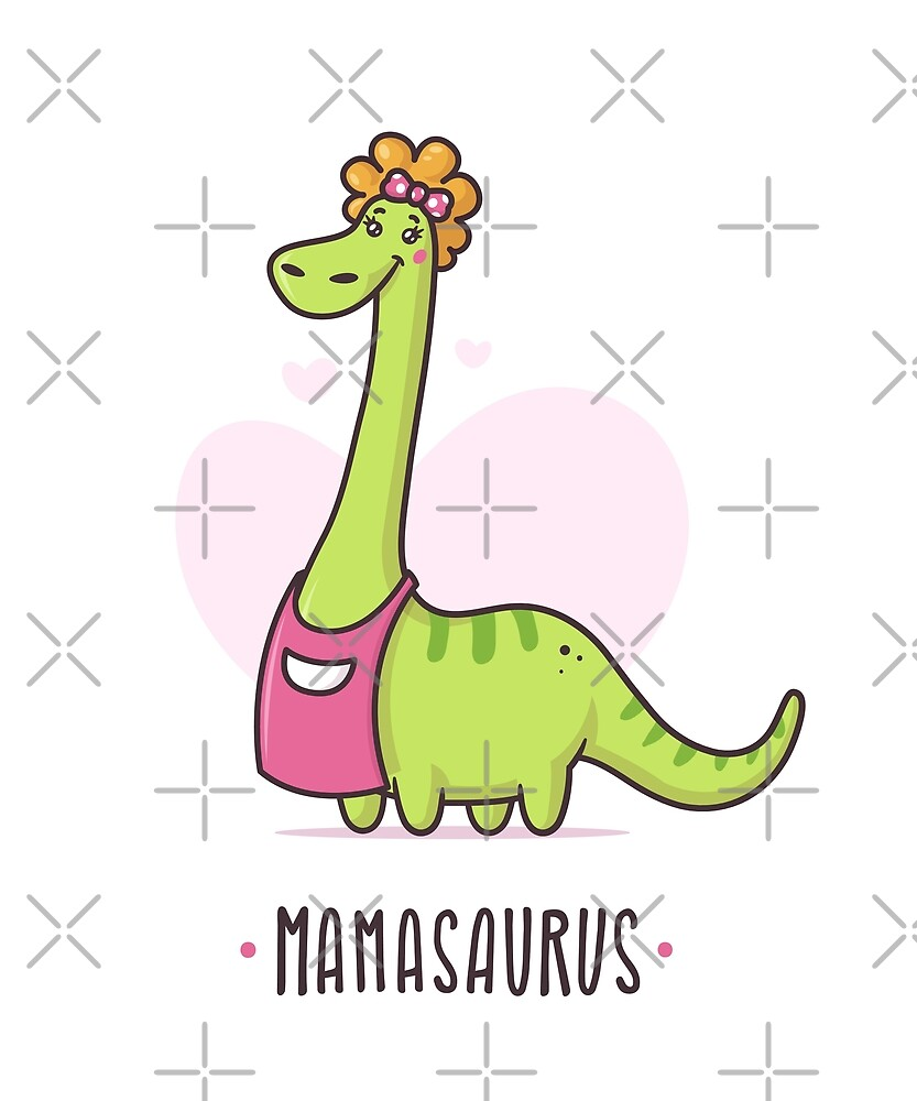 Mamasaurus by zoljo