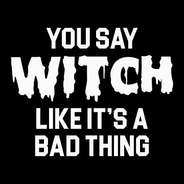 Witch a Bad Thing? by DJBALOGH