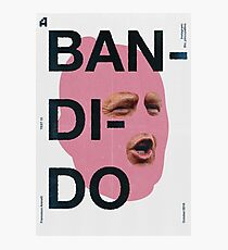BANDIDO Photographic Print