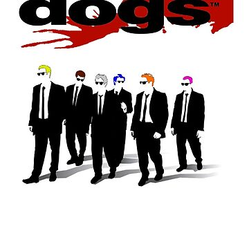 Reservoir Dogs by HalfBlue