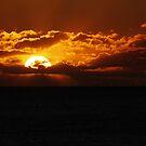 Sunrise on Cape Cod USA by AnnDixon