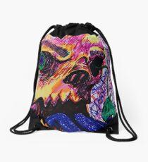 Skully  Drawstring Bag