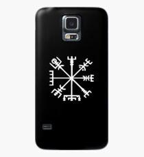 Vegvísir (Viking Compass) Case/Skin for Samsung Galaxy