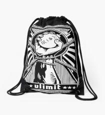 Fork bomb defense Drawstring Bag