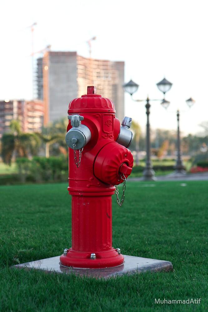 Red Alert by MuhammadAtif