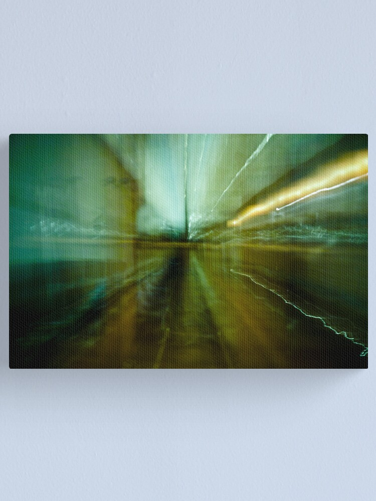 Alternate view of Waves? Canvas Print