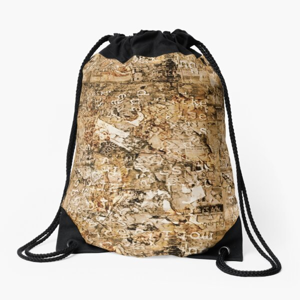 Random 521 Drawstring Bag