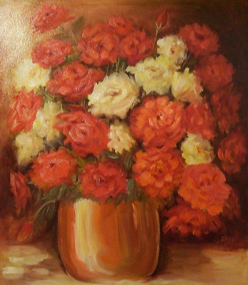 Golden Roses by Noel78