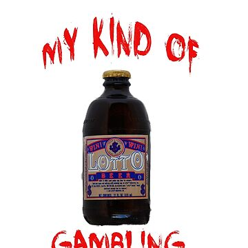 My kind of gambling by coxon