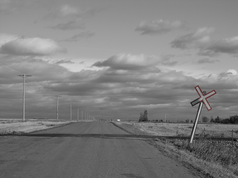 Long and Lonely road by Tina K