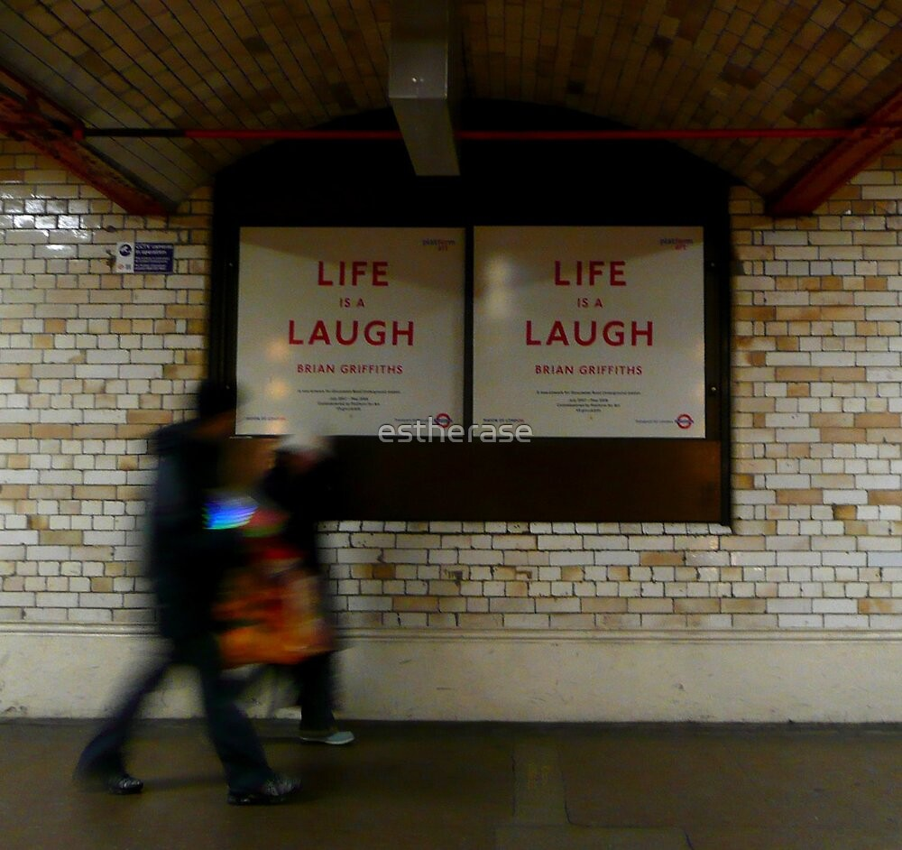 laugh by estherase