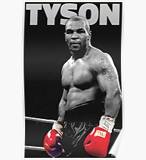 Tyson - The Legend Poster