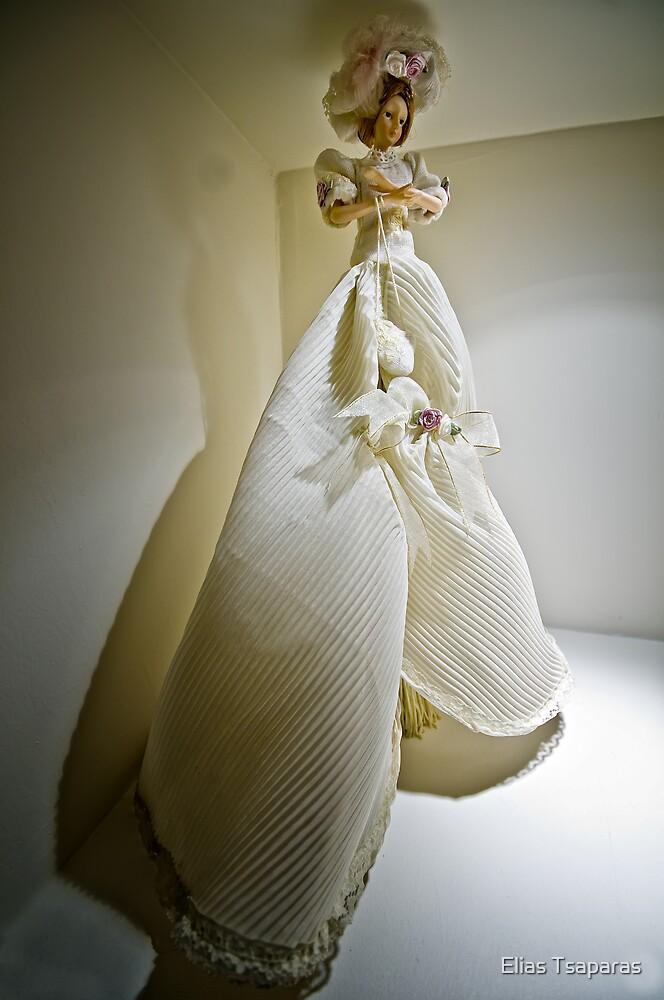 Doll in my House 003 by Elias Tsaparas