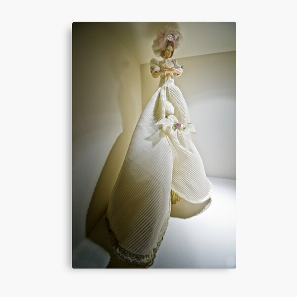 Doll in my House 003 Metal Print