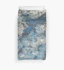 Perhaps an Alien's View of Earth? Duvet Cover