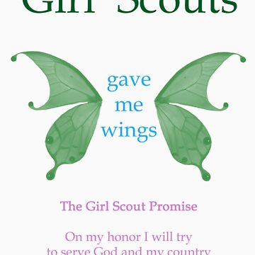 Girl Scout Tee 1 by solareclips