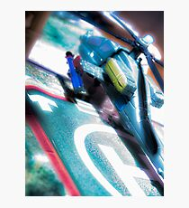 Boys Toys Series 1 - Launchpad Photographic Print
