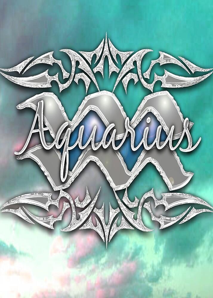 astrology aquarius by cardtricks