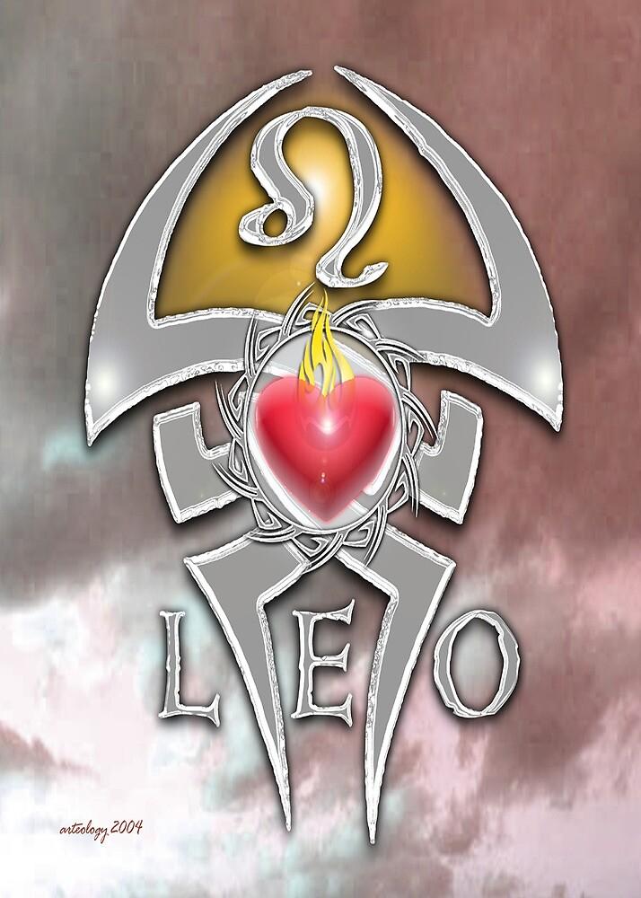 astrology leo by cardtricks