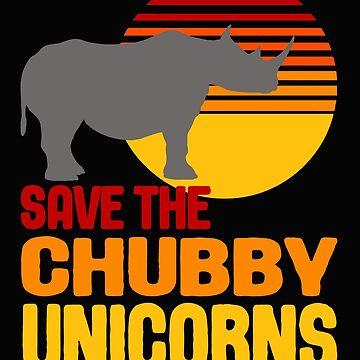 Chubby Unicorn by 2djazz