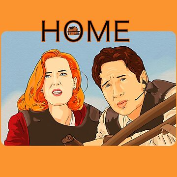 The X Files episode Home  by MimieTrouvetou