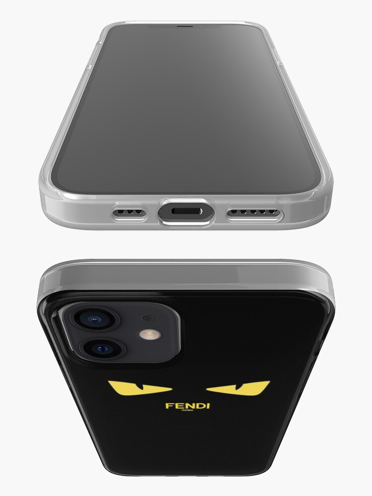 Alternate view of Fendi Eyes iPhone Case & Cover