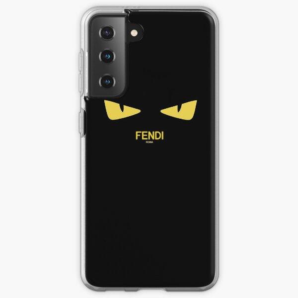 Fendi Eyes Samsung Galaxy Soft Case