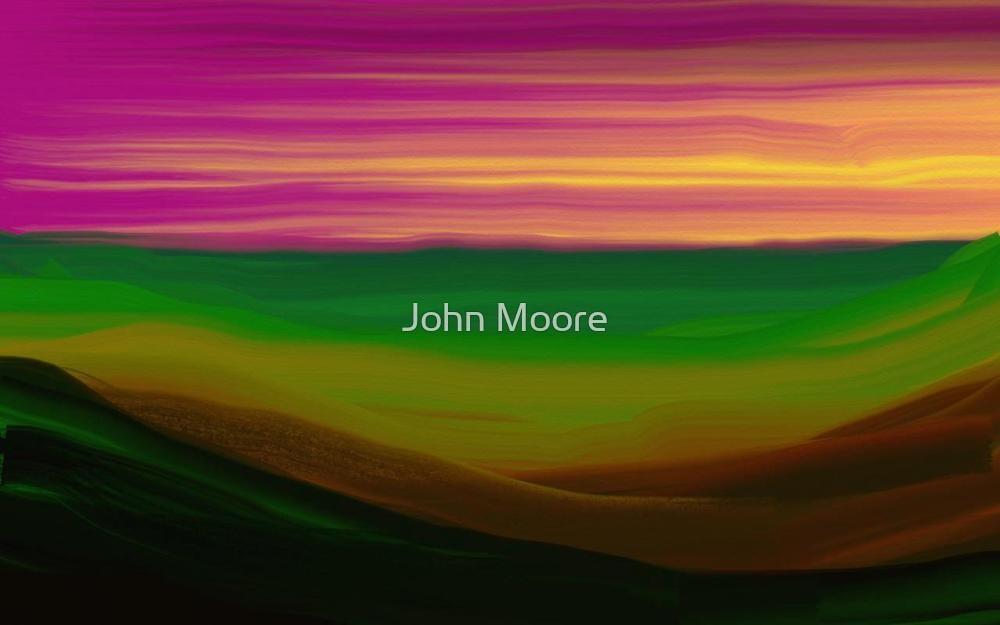 Gloaming by John Moore