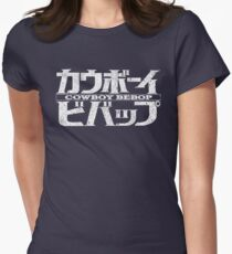 Cowboy Bebop Women's Fitted T-Shirt