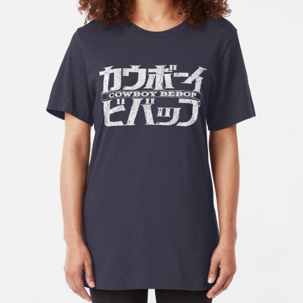 Cowboy Bebop Slim Fit T-Shirt