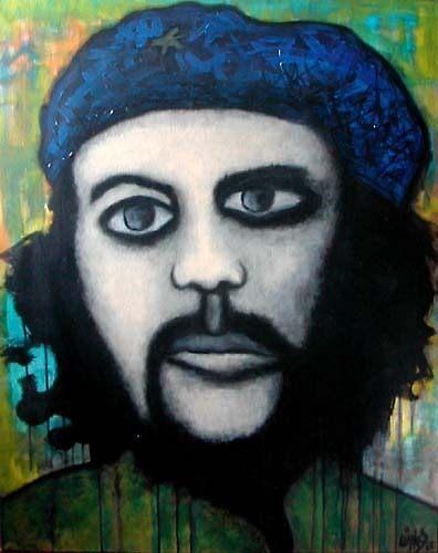 Che Guevara by jeffrey luepkes