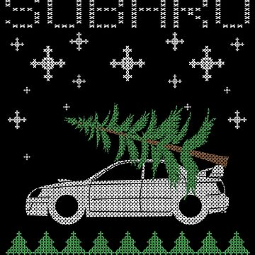 SUBARU CHRISTMAS - IMPREZA by CUTOCARS