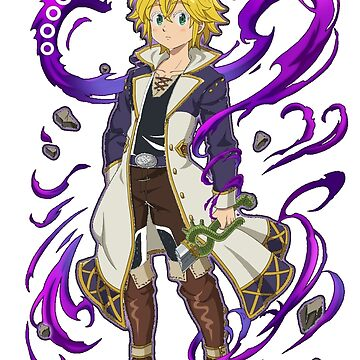 Meliodas, the Dragon's Sin of Wrath by TopGeek
