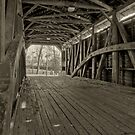 Shearer's Covered Bridge by shawng13