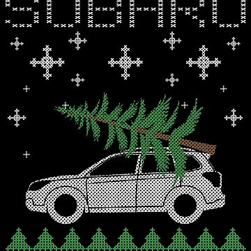SUBARU CHRISTMAS - FORESTER by CUTOCARS