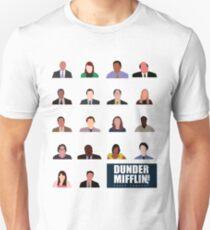 Dunder Mifflin Paper Company Unisex T-Shirt
