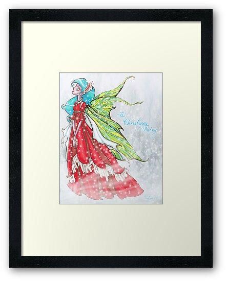 The Christmas Fairy v2 by Vestque