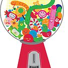 Jumpy's Fun Gumball Machine by jumpy
