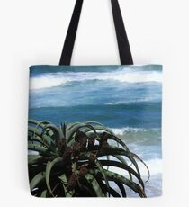 The blues and greens of KZN Tote Bag