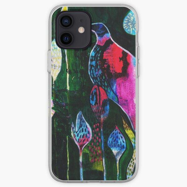 Tropical Birdlife iPhone Soft Case