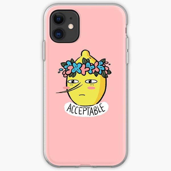 Soft Lemongrab  iPhone Soft Case