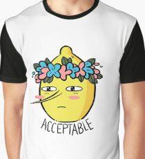 Soft Lemongrab  Graphic T-Shirt