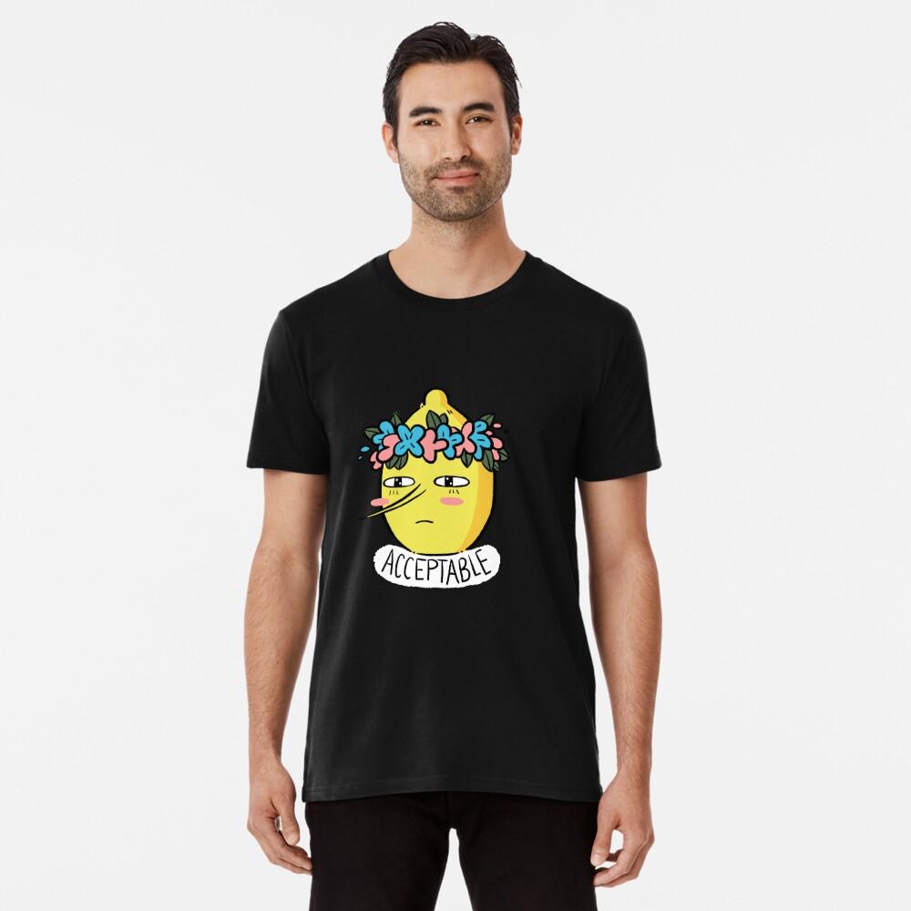 Soft Lemongrab  Premium T-Shirt